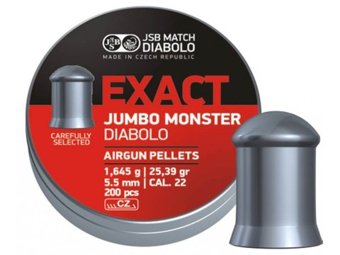 JSB Exact Jumbo Monster 5,5/1,645