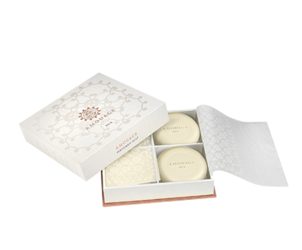 Amouage Dia woman soap 4x50 гр