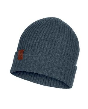 Вязаная шапка Buff Hat Knitted Biorn Grey
