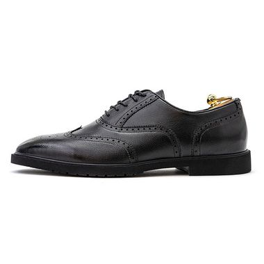 ТУФЛИ OXFORD BLACK