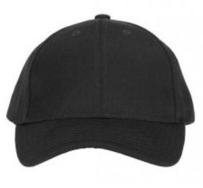 UNIFORM HAT BLACK